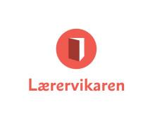 Lærervikaren Logo