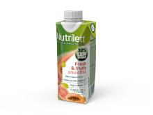 Nutrilett Fresh & Fruity Less sugar smoothie