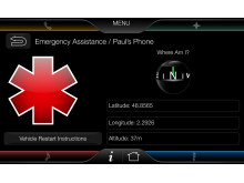 SYNC TECHNOLOGY - Ford Emergency Assistance