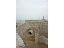 Mårup Kirke - triumfvæggen