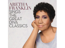 Aretha Franklin - omslag - The Great Diva Classics