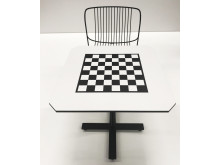 Schackbord, design Nola