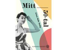 Mitt 50-tal Utställningsaffisch, form Katy Kimbell