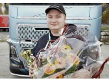 Hampus Karlsson - vinnare i Karlshamn