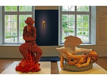 """GRASSI Museum für Angewandte Kunst Leipzig - """"L'amour fou"""" - Einzelplastiken"""
