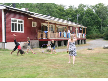 hässleholmskolonin i Magnarp – HSB Skånes barnkollo