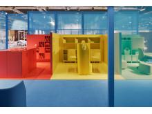 Kinnarps Stand at Stockholm Furniture & Light Fair