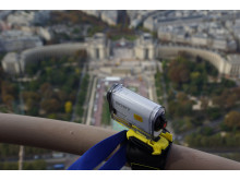 Paris - action cam