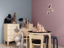 Alcro Studio Blå - barnrum