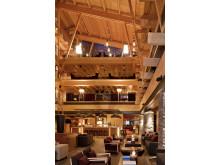 Fireside Lounge & Bar, lobbybaren i hjärtat av hotellet