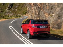 Discovery Sport dynamics rear view2