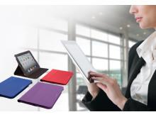 Samsonite ICT assortment: iPad covers, omslag og tasker