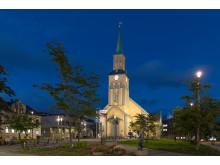 Kirkeparken-Storgata