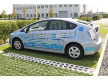 Smart green parking
