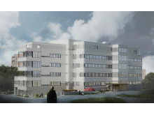 180115 SE sjukhus Karlskrona - cred Tengbom