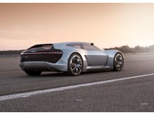 Audi PB18 e-tron (Circuit grey) bagfra