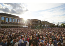 Publikhav. Foto: Markus Wetterberg