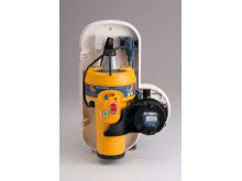 Hi-res image - Ocean Signal - Ocean Signal E101V float-free EPIRB with memory capsule for VDRs