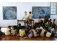 Hans Rosling i Moçambique