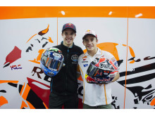 Marc och Alex Marquez