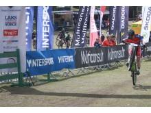 NC 5 rye terrengsykkelfestival  målgang m-junior tobias johanessen