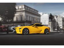 "Lexus  LC-modell har utsetts till ""Bästa kupé"" i UK Car of the Year"