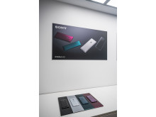 Xperia XZ3 Display Room