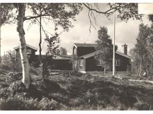 Hytte for Trygve Lie, ca 1951, arkitekt  Arnstein Arneberg.