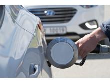 ix35 Fuel Cell tanklokk