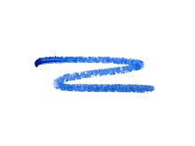 KICKS Eyeliner & Kajal 03 Perfect Blue swatch