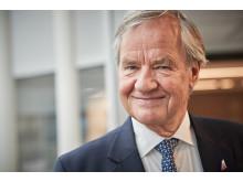 Bjørn Kjos slutar som koncernchef på Norwegian. Foto: Kristoffer Sandven