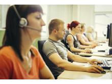 Kundenbetreuung bei primacom