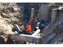 Vattenledning byts ut sträckan Olofsdal–Mariedal