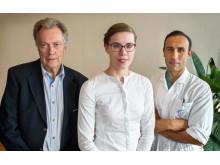 USÖ-kirurger får Regnells pris