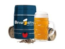 Ølbryggesett - BrewBarrel (5 liter)