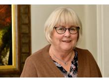 Birgitta Carlsson. Första vice ordförande Kommunfullmäktige (S)