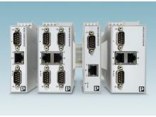 Enhetsserverar/ Device Servrar / COM-Servrar Gateway till Ethernet