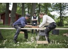 Jordbrukets dag på Julita gård. Foto: Hannes Anderzén, Nordiska museet.