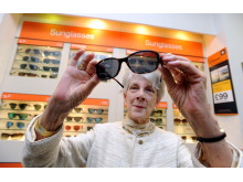 Vision Express serves up 'eye love' at Wimbledon, launching campaign to help re-deuce growing burden of macular disease