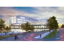 Södertälje sjukhus (nya)