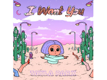 I Want You cover