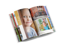 Deluxe-kuvakirja - perheen vuosi kuvakirjaksi