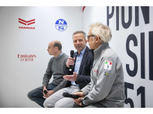 Hi-res image - Yanmar - Yanmar Presents X47 Express Cruiser with America's Cup at boot Düsseldorf