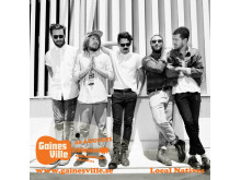 Gainesville 2016 Local Natives