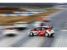 Renault Clio Cup Skövde. Ilmari Korpivaara (8)
