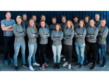 Lagbild Sweden Team Skidskytte