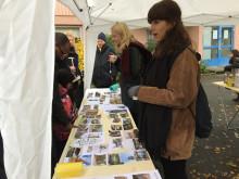 Inspirationsträff för paviljongen i Bergsjön