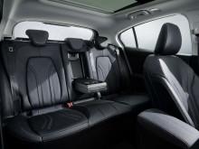 Ny Ford Focus Vignale bagsæder
