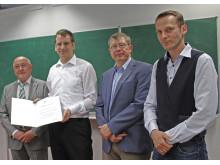 """Neuer Honorarprofessor für Geschäftsprozess- und Fabrikmanagement"""" am Fachbereich Ingenieur- und Naturwissenschaften (INW)"""