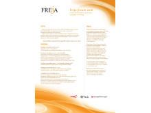 Freja forum inbjudan baksida